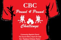 CBC Pound 4 Pound Challenge