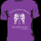 Grace's Journey T-shirt