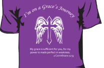 Grace's Journey T-shirt
