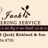Jack's Catering Service
