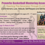 Proverbs Mentoring Program