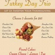 Turkey Trio