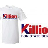 State Senator Tom Killion T-shirts