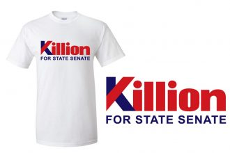 State Senator Tom Killion T-shirts