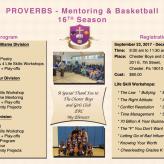 Proverbs Basketball Schedule