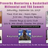 Proverbs Mentoring Summit