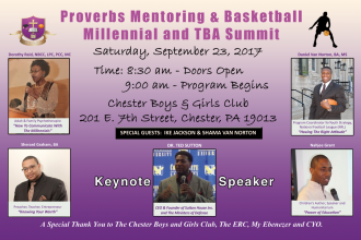 Proverbs Mentoring Summit