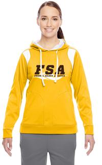 FSA Gold Ladies hoodie