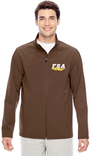 FSA Brown Softshell Jacket