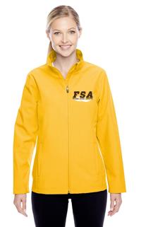 FSA Gold Ladies Softshell Jacket