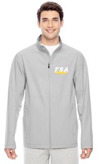 FSA Softshell Grey Men's Jacket