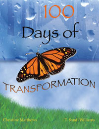 100 Days of Transforation Booklet Cover