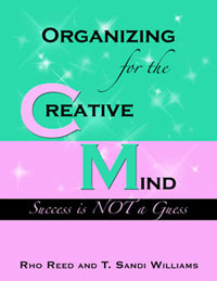Organizin for the Creative Mind