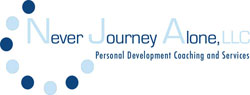 Never Journey Alone, LLC, Logo