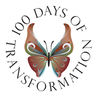 100 Days of Transformation Logo