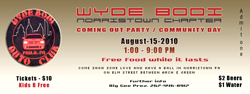 Wyde Body Community Event Ticket
